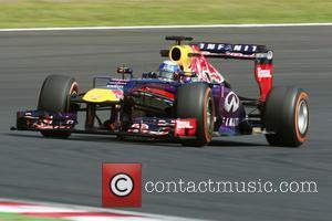 Sebastian VETTEL - Sebastian Vettel for Red Bull-Renault during qualifying for the Japanese Formula One Grand Prix in Suzuka -...