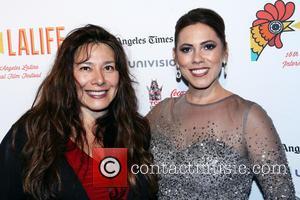 Maria Agui Carter and Romi Dias