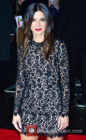 Sandra Bullock, BFI London Film Festival