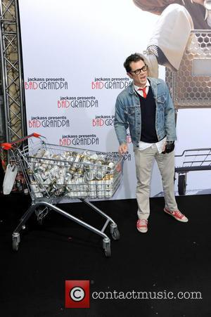 Johnny Knoxville - German premiere of 'Jackass presents: Bad Grandpa' at Kino Kulturbrauerei movie theater. - Berlin, Germany - Friday...