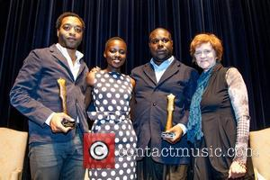 Chiwetel Ejiofor, Lupita Nyong'o, Steve Mcqueen and Zoe Elton
