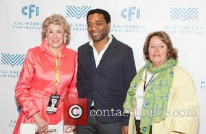 Jennifer Maccready, Chiwetel Ejiofor and Linda Gruber