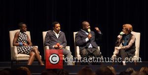 Lupita Nyong'o, Chiwetel Ejiofor, Steve Mcqueen and Zoe Elton