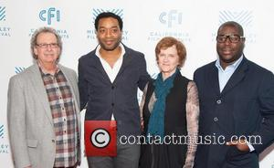 Chiwetel Ejiofor, Mark Fishkin, Zoe Elton and Steve Mcqueen