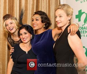 Maggie Grace, Zem Joaquin, Rosario Dawson and Christiana Wyly