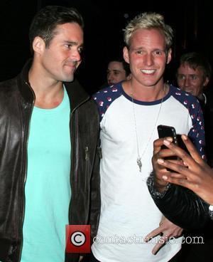 Spencer Matthews and Jamie Laing