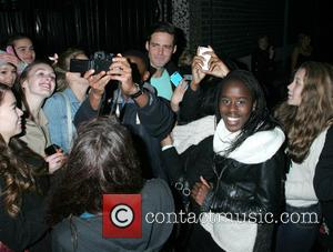 Spencer Matthews - The cast of 'Made In Chelsea' leave the Soho Hotel after attending a screening of the first...