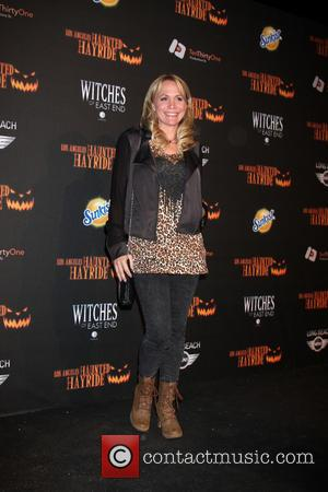 Barbara Alyn Woods - 5th Annual Los Angeles Haunted Hayride Premiere Night at Griffith Park in Los Angeles, CA -...