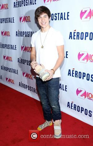 Teen Sensation Austin Mahone Cancels Tour After Being Taken To Hospital With Unspecified Illness