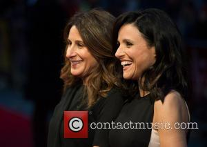 Nicole Holofcener and Julia Louis-dreyfus