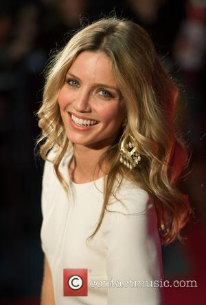Annabelle Wallis - BFI London Film Festival: 'Hello Carter' premiere held at the Odeon West End - Arrivals - London,...