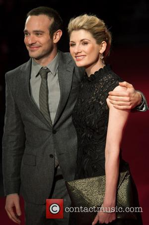 Charlie Cox and Jodie Whittaker - BFI London Film Festival: 'Hello Carter' premiere held at the Odeon West End -...