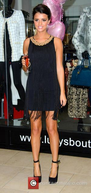 Lucy Mecklenburgh - 'The Only Way Is Essex' star Lucy Mecklenburgh officially opens the second store of her clothing and...