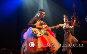 Kate Nash - Kate Nash performs live at London's Shepherd's Bush Empire - London, United Kingdom - Saturday 12th October...