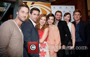 Ryan Eggold, Brett Dalton, Jessy Hodges, Britt Lower, Will Brill, Erin Darke and Chris Lowell