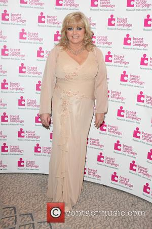 Linda Nolan - Pink Ribbon Ball in aid of Breast Cancer Campaign at the Dorchester Hotel Park Lane London -...