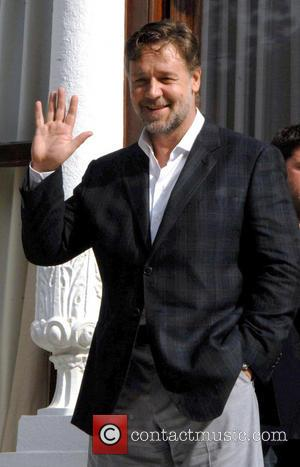 Russell Crowe - Russell Crowe at the Grand Kiosk, also known as the Mecidiye Kiosk which is located inside the...