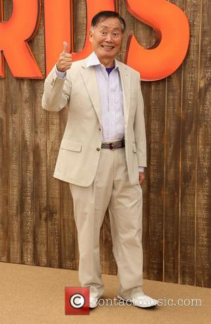George Takei - World Premiere of 'Free Birds' held at Westwood Village Theatre - Los Angeles, California, United States -...