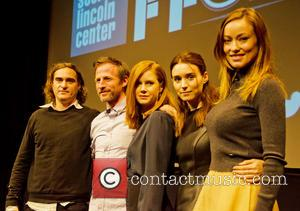 Joaquin Phoenix, Spike Jones, Amy Adams, Rooney Mara and Olivia Wilde