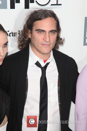Joaquin Phoenix - NYFF Presents Her A Spike Jonze Love Story - NYC, NY, United States - Sunday 13th October...
