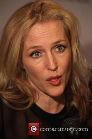 Gillian Anderson - Paley Center Presents X Files - NYC, NY, United States - Sunday 13th October 2013