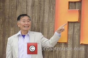 George Takei - Film Premiere of Free Birds - Los Angeles, CA, United States - Sunday 13th October 2013