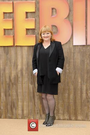 Lesley Nicol - Film Premiere of Free Birds - Los Angeles, CA, United States - Sunday 13th October 2013