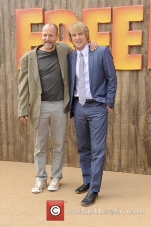Woody Harrelson and Owen Wilson - Film Premiere of Free Birds - Los Angeles, CA, United States - Sunday 13th...