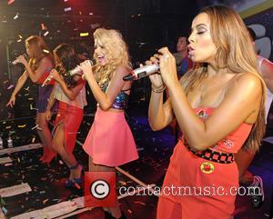 The Saturdays, Mollie King, Una Healy, Vanessa White and Rochelle Humes