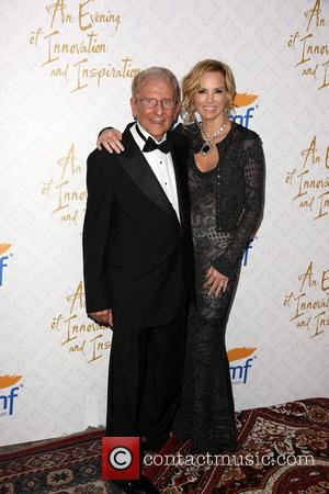 Mann and Janet Gretzky