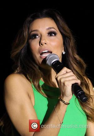 Eva Longoria - The 6th Annual Eva's Heroes Celebrity Casino Night held at Eilan Hotel Resort and Spa - Inside...
