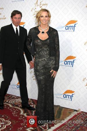 Janet Jones and Mann