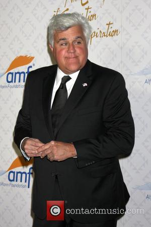"Jay Leno Content And Hitting The Road After ""Tonight Show"" Departure"