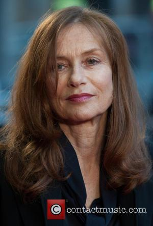 Isabelle Huppert - BFI London Film Festival: 'Abuse of Weakness' European premiere held at the Odeon West End - Arrivals...
