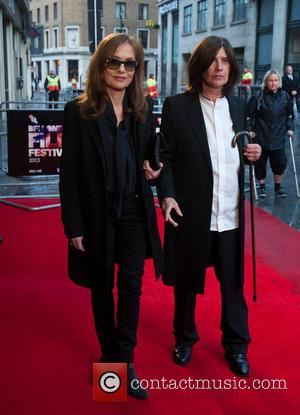 Isabelle Huppert and Catherine Breillat