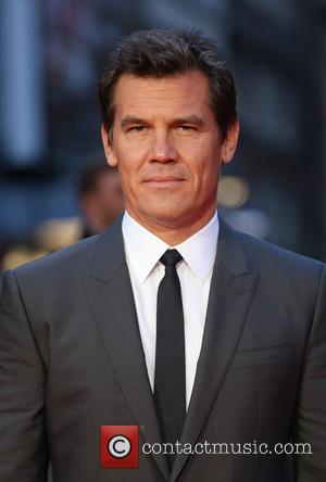 Josh Brolin - BFI London Film Festival: 'Labor Day' premiere