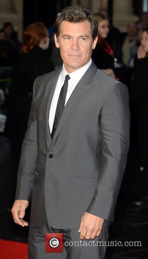 Josh Brolin - BFI London Film Festival: 'Labor Day' premiere