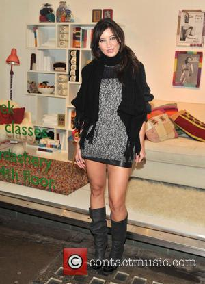 Daisy Lowe - Daisy Lowe launches 'Knit Nation' wool campaign at John Lewis - London, United Kingdom - Monday 14th...