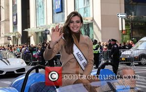 Erin Brady - The 69th Annual Columbus Day Parade held in Manhattan - New York, NY, United States - Monday...