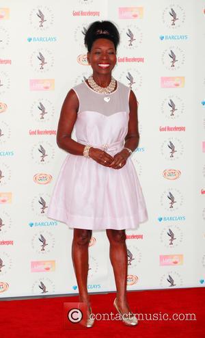 Floella Benjamin - Women of the Year Awards 2013 held at the Intercontinental Hotel Park Lane - Arrivals - London,...