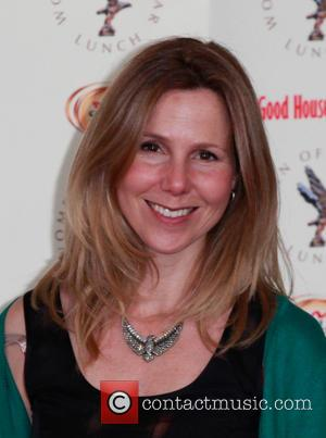 Sally Phillips - Women of the Year Awards 2013 held at the Intercontinental Hotel Park Lane - Arrivals - London,...