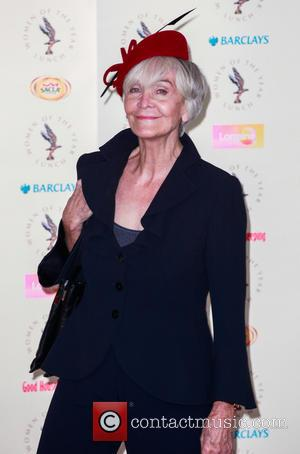 Sheila Hancock - Women of the Year Awards 2013 held at the Intercontinental Hotel Park Lane - Arrivals - London,...