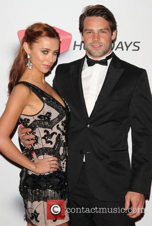 Una Healy and Ben Foden - Attitude Magazine Awards 2013 held at the Royal Courts of Justice - London, United...