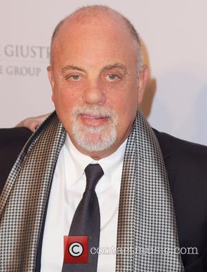 Billy Joel - Elton John AIDS Foundation's 12th Annual An Enduring Vision Benefit at  Cipriani Wall Street in New...