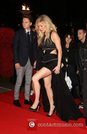 Connor Maynard and Ellie Goulding
