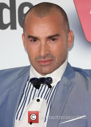 Louie Spence - Attitude Magazine Awards 2013 held at the Royal Courts of Justice - Arrivals - London, United Kingdom...