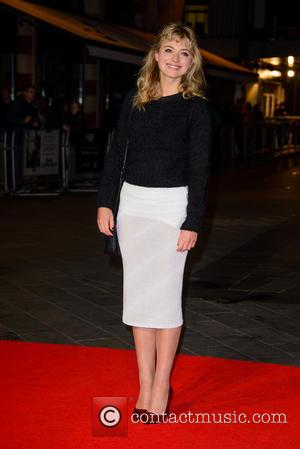 Imogen Poots - BFI London Film Festival: 'Inside Llewyn Davis' premiere held at the Odeon Leicester Square - Arrivals -...