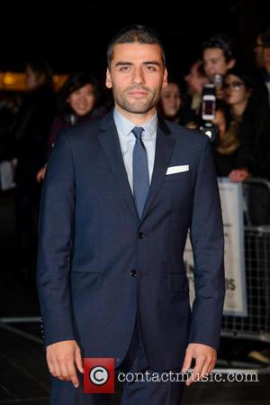 Oscar Isaac - BFI London Film Festival: 'Inside Llewyn Davis' premiere held at the Odeon Leicester Square - Arrivals -...