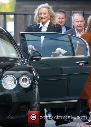 HRH Princess Michael of Kent - HRH Princess Michael of Kent outside the ITV studios - London, United Kingdom -...