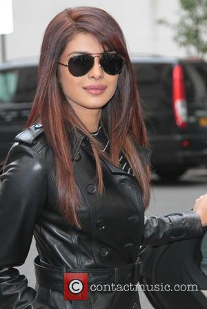 Priyanka Chopra Named The New Face Of Guess